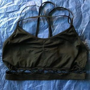 Victoria's Secret Strappy Bralette NWOT